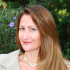 Image of President and Chairman of the Board Veronika Sandor